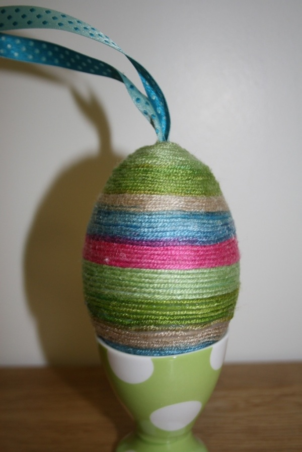 Egg craft for Easter
