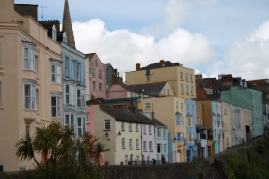 Postcards from Tenby